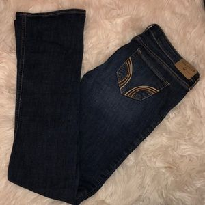 Hollister Jeans - Hollister boot cut medium wash jeans
